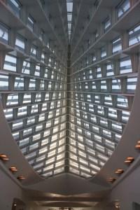 Pavilion ceiling